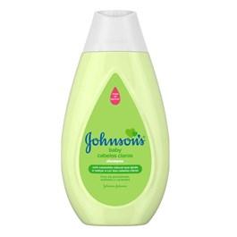 Shampoo Johnson's Baby 400 ml Cabelos Claros