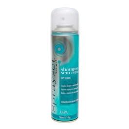 Shampoo Lavagem à Seco Aspa 260 ml Dry Clean
