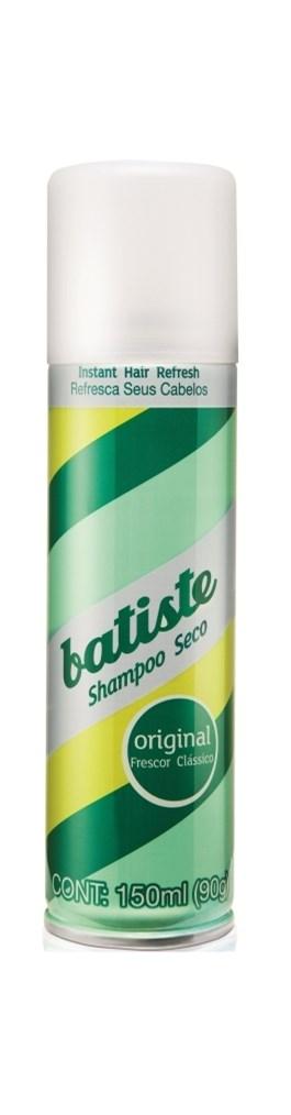 Shampoo Lavagem à Seco Batiste 150 ml Original