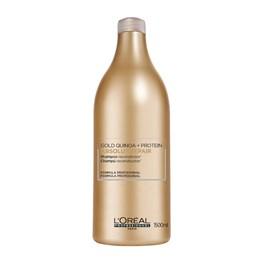 Shampoo L'oréal Professionnel Serie Expert 1500 ml Absolut Repair Gold Quinoa + Protein