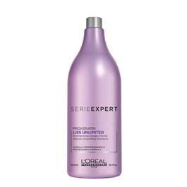 Shampoo L'oréal Professionnel Série Expert 1500 ml Liss Unlimited
