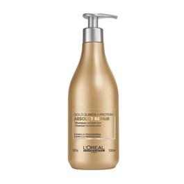 Shampoo L'oréal Professionnel Serie Expert 500 ml Absolut Repair Gold Quinoa + Protein