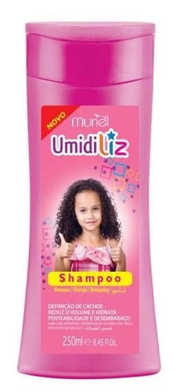 Shampoo Muriel Umidiliz 250 ml Kids