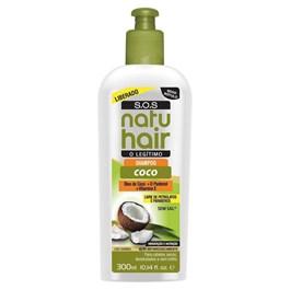 Shampoo Natu Hair SOS 300 ml Coco