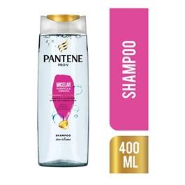 Shampoo Pantene 400 ml Micelar