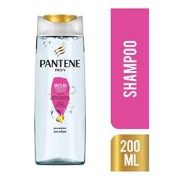 Shampoo Pantene Micelar 200 ml Purifica e Hidrata