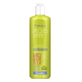 Shampoo Phisalia SouLinda 400 ml Cacheados