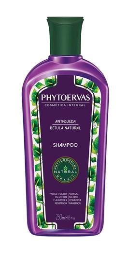 Shampoo Phytoervas 250 ml Antiqueda
