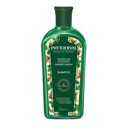 Shampoo Phytoervas 250 ml Controle de Oleosidade