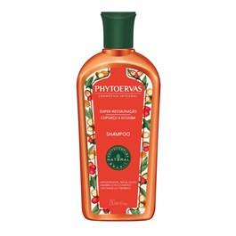 Shampoo Phytoervas 250 ml Super Restauração