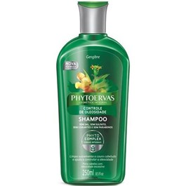 Shampoo Phytoervas Controle de Oleosidade 250ml
