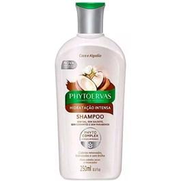 Shampoo Phytoervas Hidratação Intensa 250ml