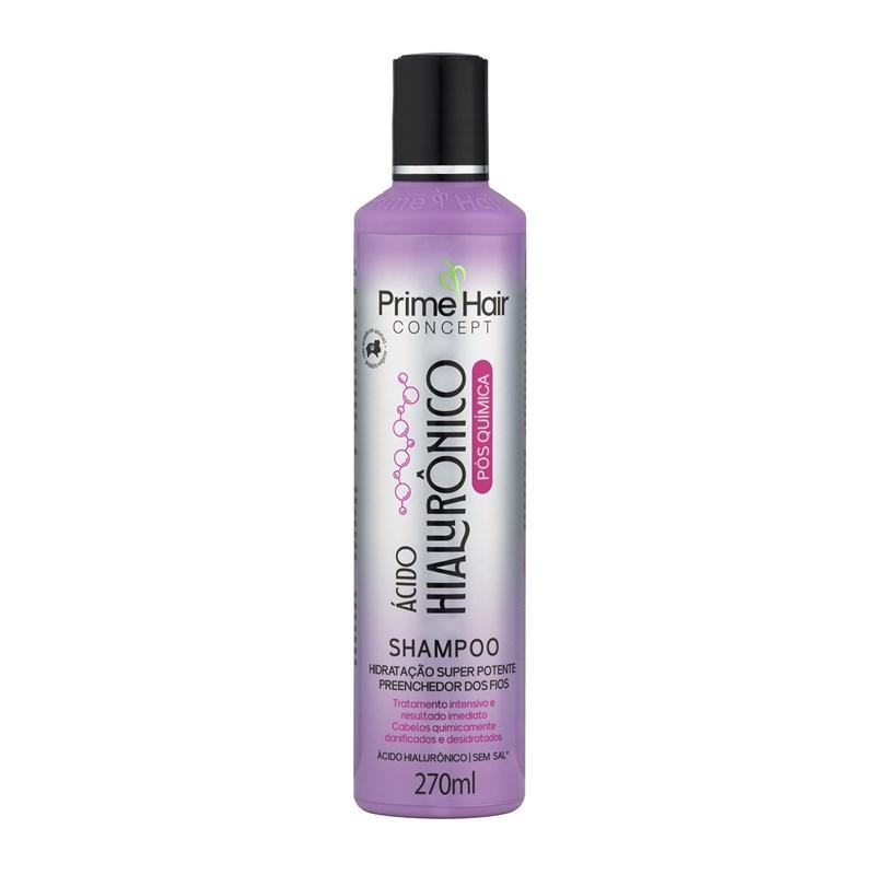Shampoo Prime Hair Concept 270 ml Ácido Hialurônico