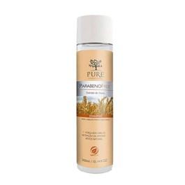 Shampoo Pure 300 ml Extrato de Aveia