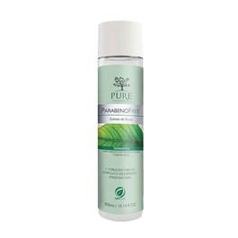 Shampoo Pure 300 ml Extrato de Ervas