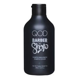 Shampoo Q.O.D Barber Shop 300 ml For Men