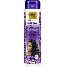 Shampoo Salon Line S.O.S Cachos 300 ml Nutritivo
