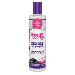 Shampoo Salon Line #todecacho 300 ml Cachos dos Sonhos