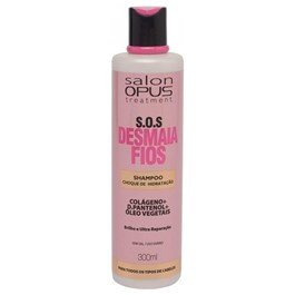 Shampoo Salon Opus 300 ml S.O.S Desmaia Fios