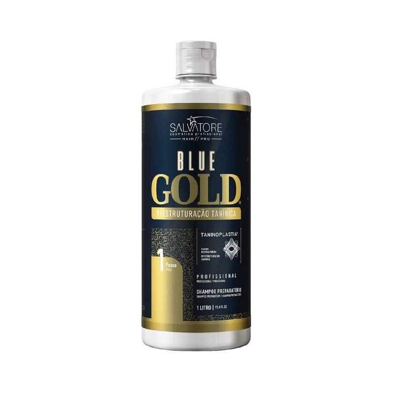 Shampoo Salvatore Blue Gold 1000 ml