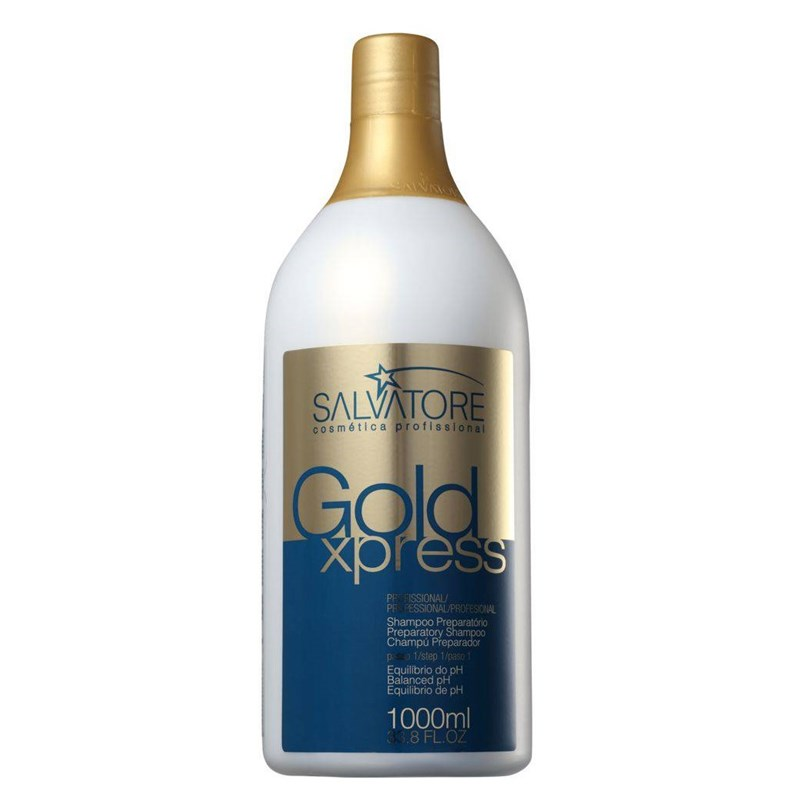 Shampoo Salvatore Gold Xpress 1000 ml