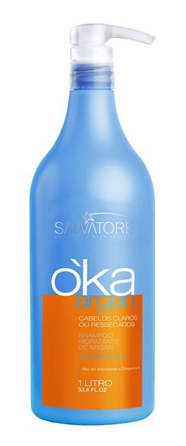 Shampoo Salvatore Oka 1000 ml Argan