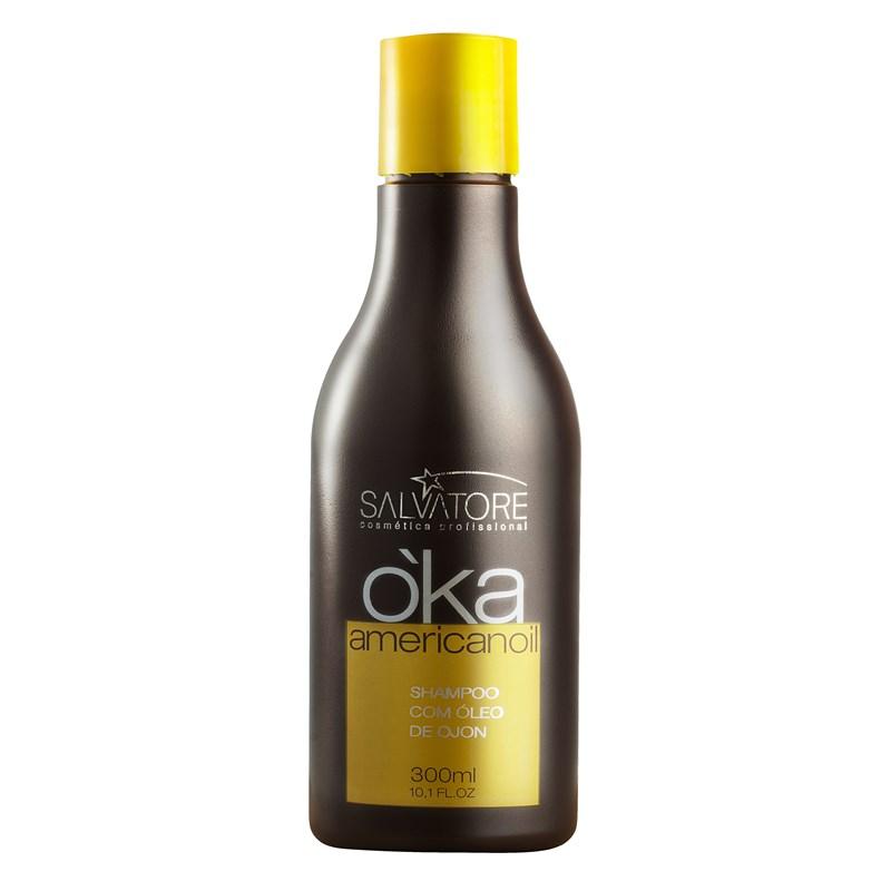 Shampoo Salvatore Oka 300 ml Ojon