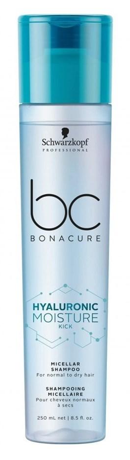 Shampoo Schwarzkopf Bonacure 250 ml Hyaluronic Moisture Kick