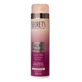 Shampoo Secrets 300 ml Açai