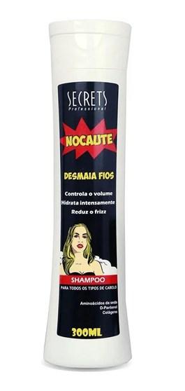 Shampoo Secrets Nocaute 300 ml Desmaia Fios