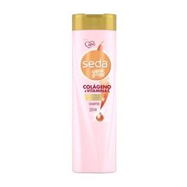 Shampoo Seda By Niina Secrets 325 ml Colágeno + Vitamina C
