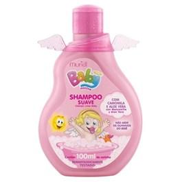 Shampoo Suave Muriel baby 100 ml Menina