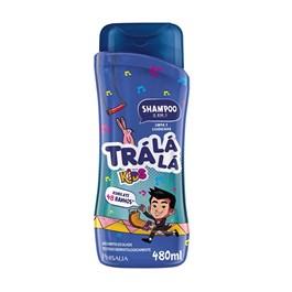 Shampoo Tra La La Kids 480 ml 2 em 1