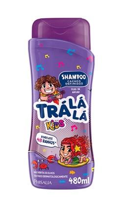 Shampoo Trá Lá Lá Kids 480 ml Eu Amo Cachos