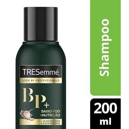 Shampoo Tresemmé 200 ml Baixo Poo + Nutrição