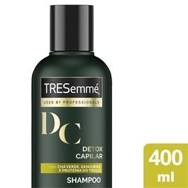 Shampoo Tresemmé 400 ml Detox Capilar