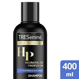 Shampoo Tresemmé 400 ml Hidratação Profunda