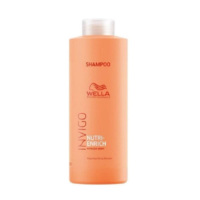 Shampoo Wella Invigo 1000 ml Nutri-Enrich
