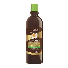 Shampoo Yabae 500 ml Camomila