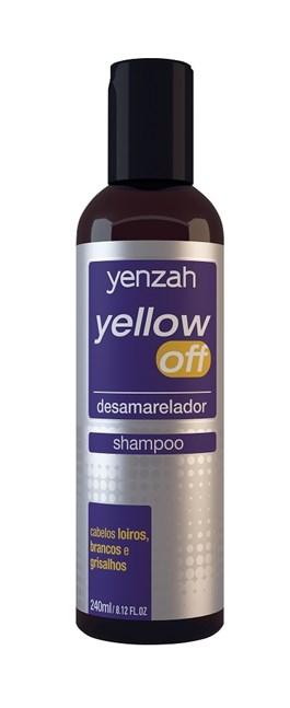 Shampoo Yellow Off 240 ml Desamarelador