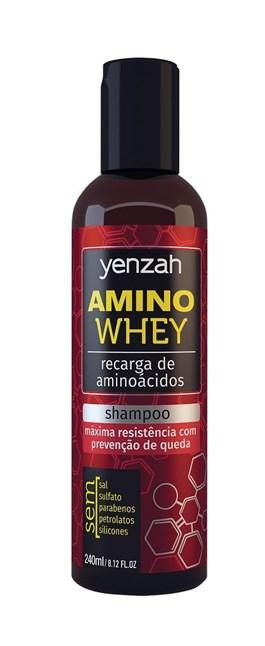 Shampoo Yenzah Amino Whey 240 ml