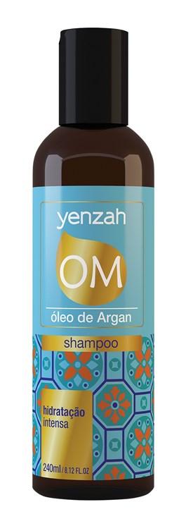 Shampoo Yenzah OM 240 ml Óleo de Argan