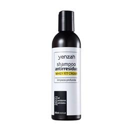 Shampoo Yenzah Whey Fit Cream 240 ml Antirresíduo