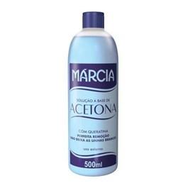 Solução à Base de Acetona Márcia 500 ml com Queratina