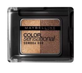 Sombra Maybelline Duo Color Sensational Caliente
