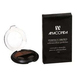 Sombra para Sobrancelha Anaconda 15 gr Perfect Browns