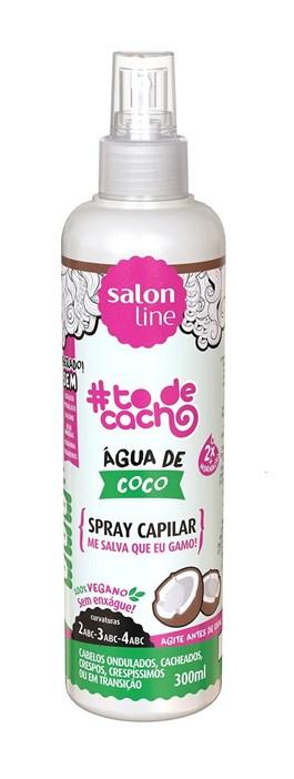Spray Capilar Salon Line #todecacho 300 ml Água de Coco