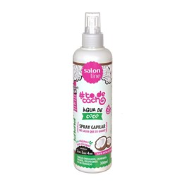 Spray Capilar Salon Line #todecacho 300 ml Água de Coco