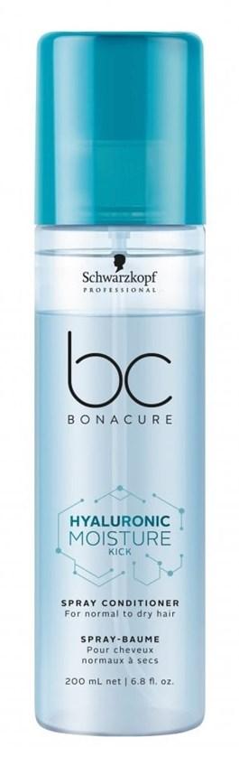 Spray Condicionador Schwarzkopf Bonacure 200 ml Hyaluronic Moisture Kick