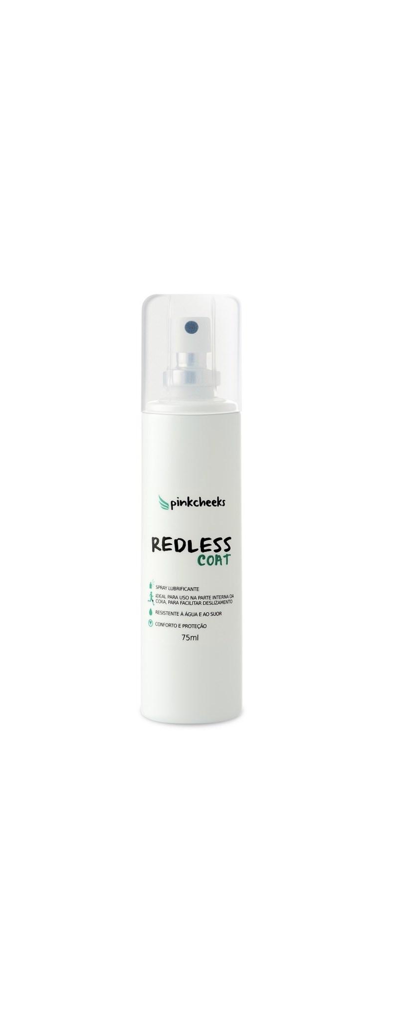 Spray Lubrificante Pink Cheeks Redless Coat 75 ml